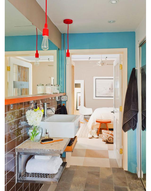 Susie Hoffmanns Bathroom