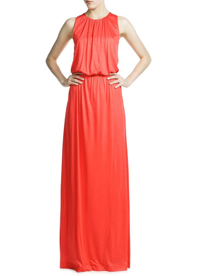 Mango robe longue 1