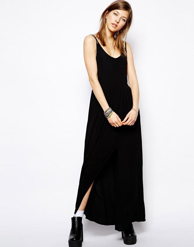 Minkpink robe longue