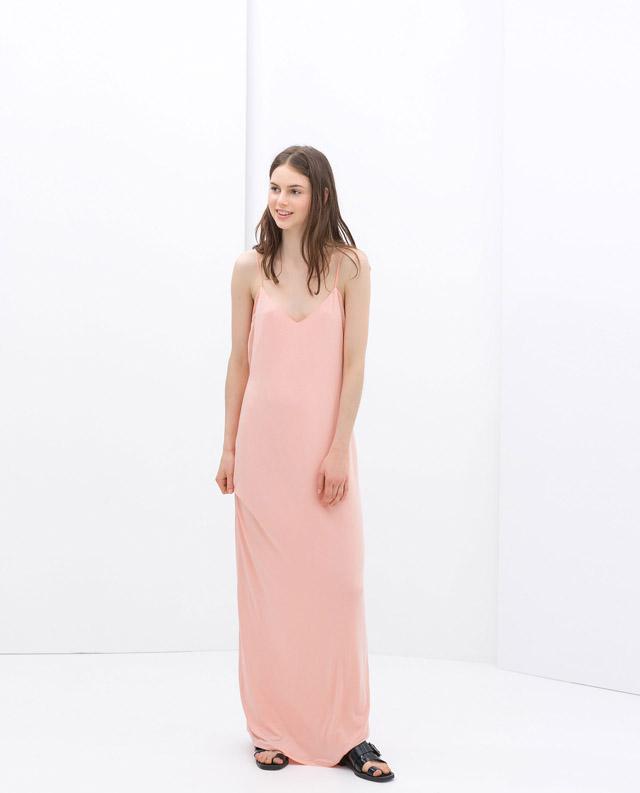 Zara robe longue 2