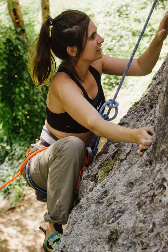 Escalade en Charente - Puymoyen-15