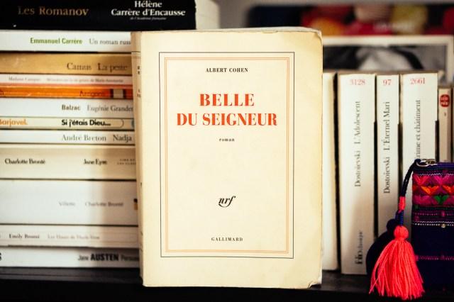Mes livres préférés - Belle du Seigneur