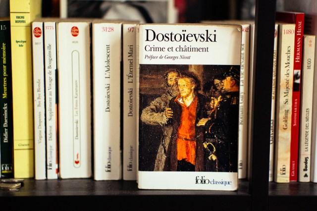 Mes livres préférés - Crime et Châtiment