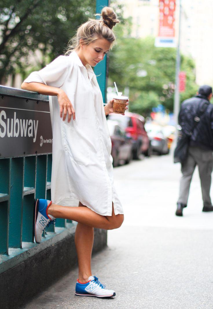 Clochet White Dress