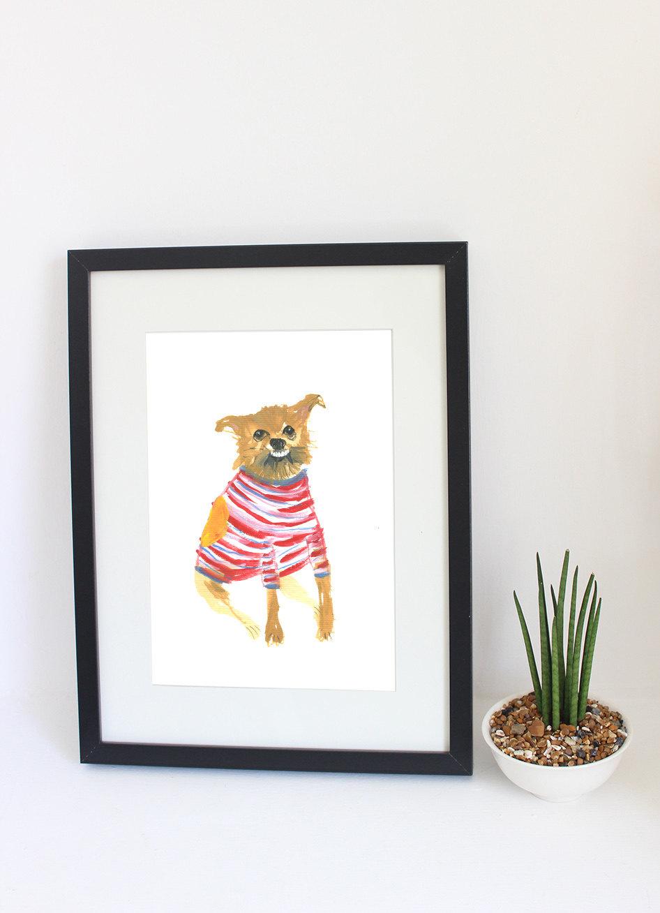 Faye Moorhouse - Pet Portraits 2