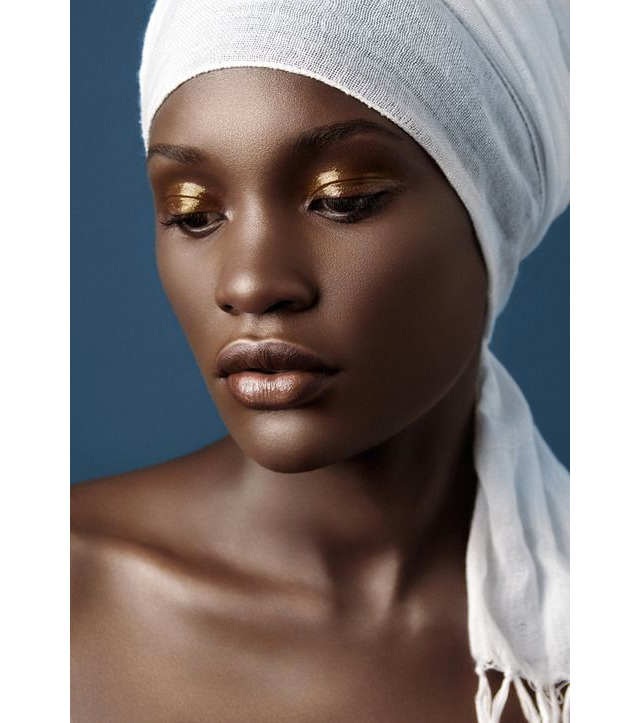 Gold-Make-Up