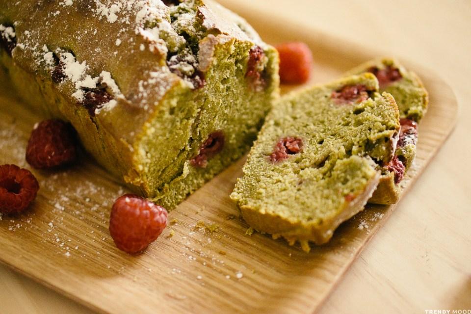 Cake Thé Matcha-2
