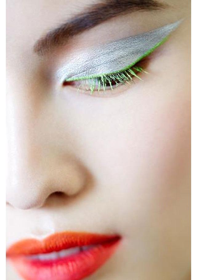 Christian Dior vert