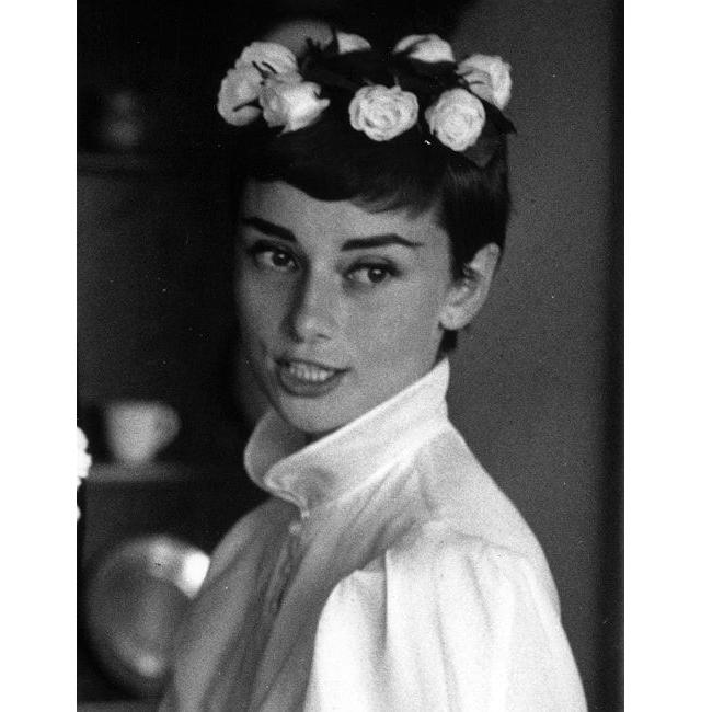 Pinterest Mariage Audrey Hepburn