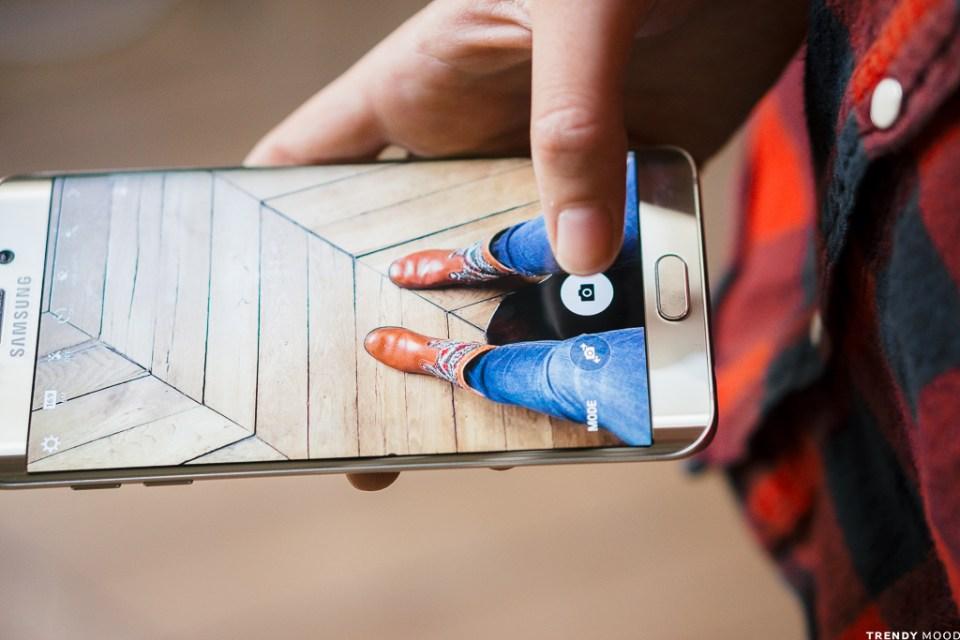 Samsun Galaxy S6 4