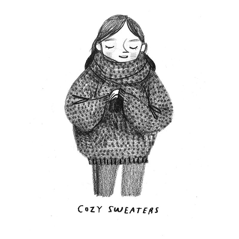 Rebecca Green - Cozy Sweaters