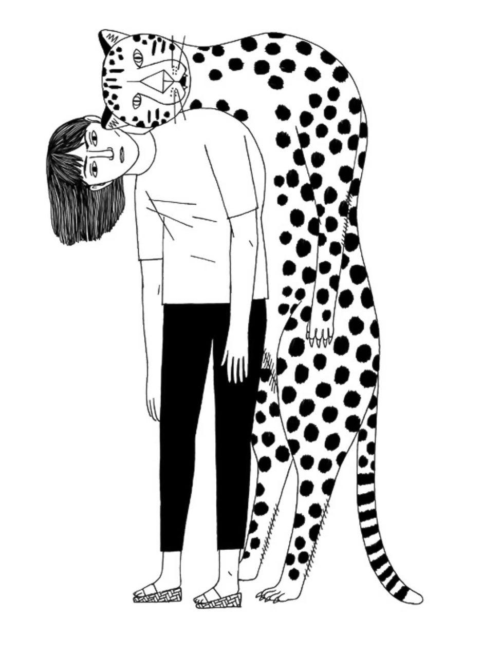 Illustration Amélie Fontaine