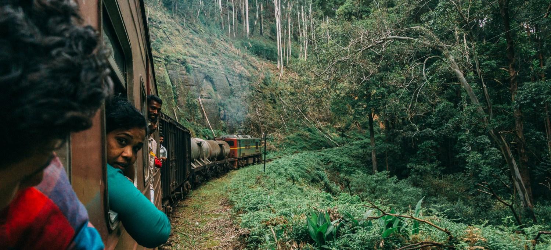 Sri Lanka - Train