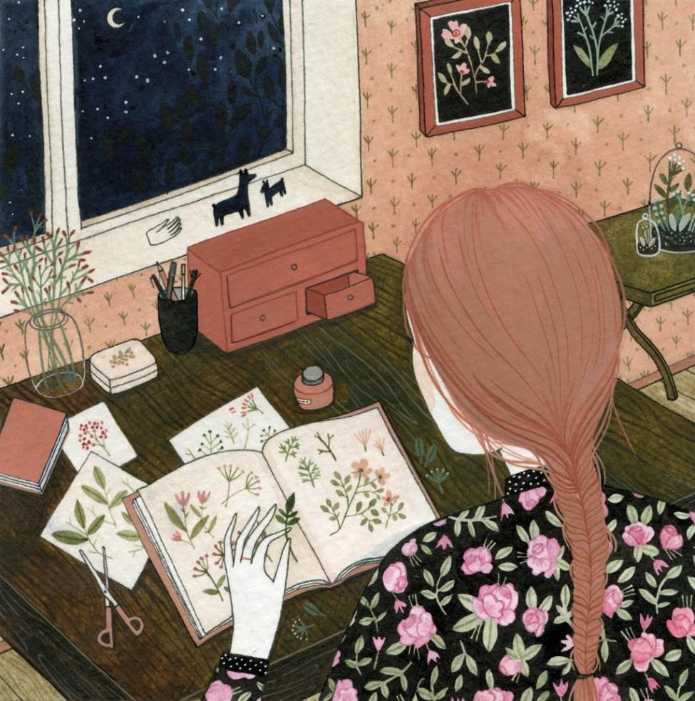 Dessin de Yelena Bryksenkova