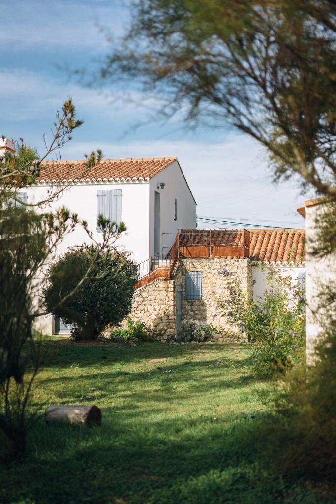 Carte postale Noirmoutiers