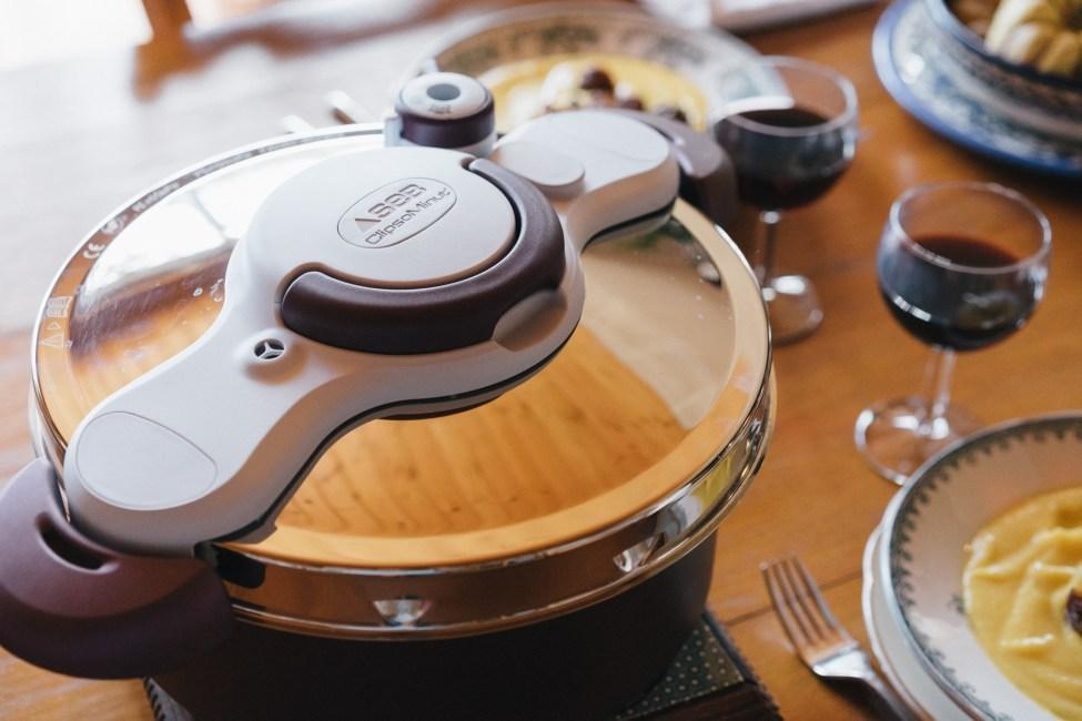 Recettes SEB Clipso - Velouté de butternut