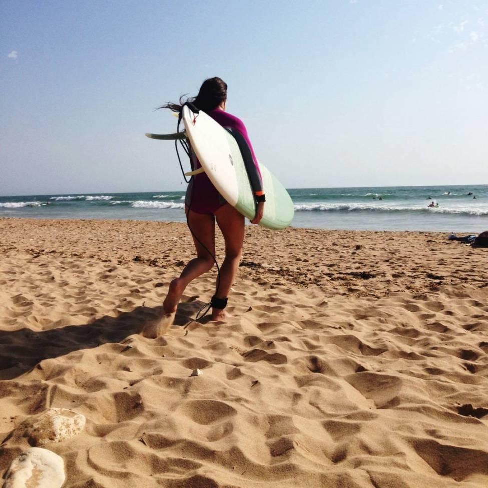 Planche de surf Chipiron - Été Oléron