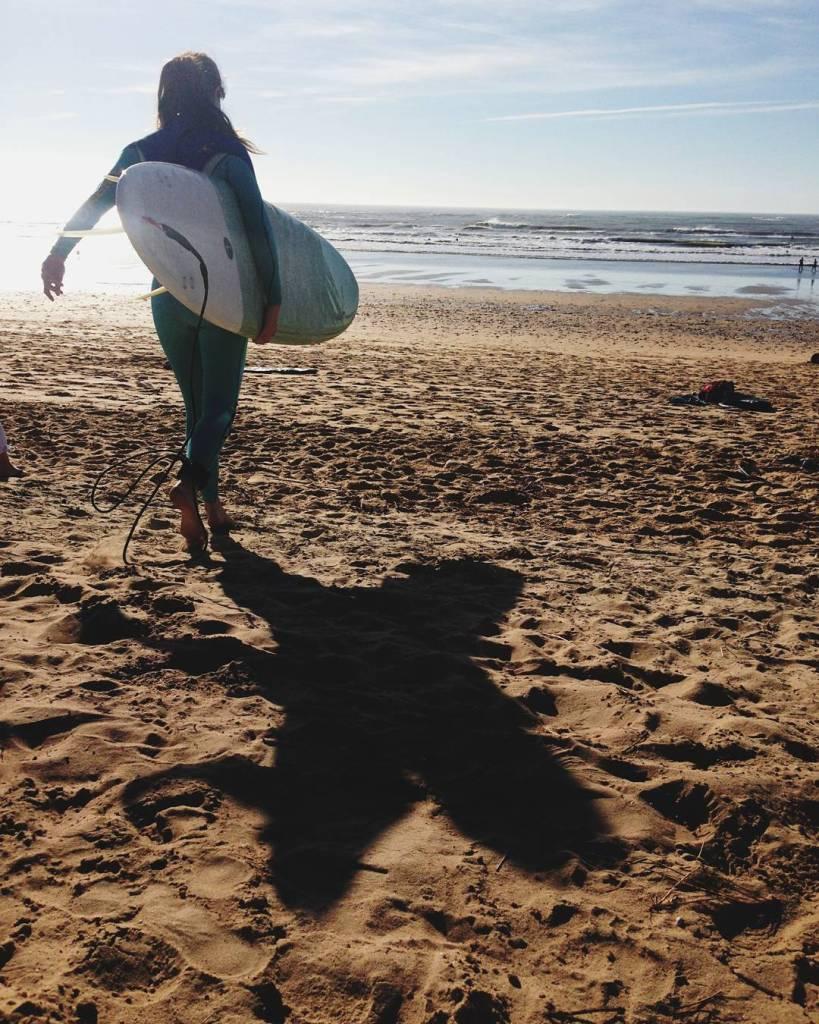 Planche de surf Chipiron - Hiver Oléron