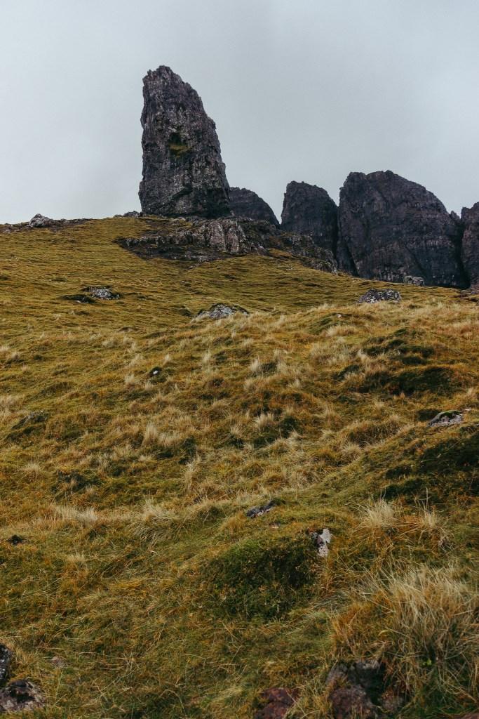 Ecosse - Ile de Skye - Old Man Of Storr