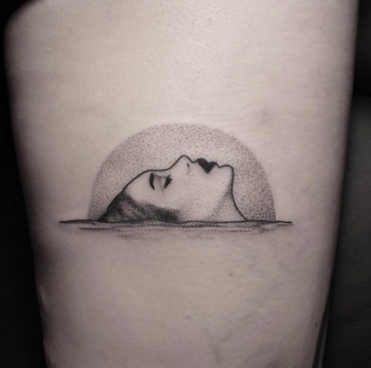 Dotwork Tattoo by Brendon