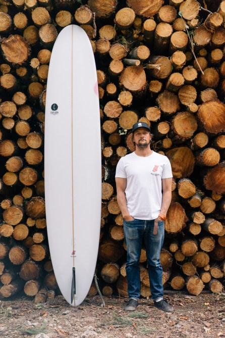 Surf Petit Cochon - Chipiron Surfboards - Damien Marly