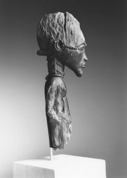 Brooklyn Museum - Male Figure Waka Sran