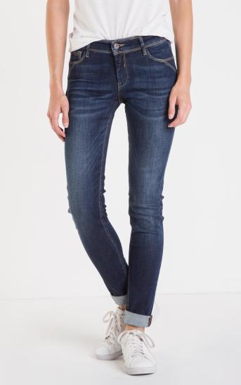 Jean Skinny Push Up Bonobo Planet