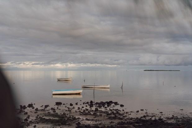 Ile de Rodrigues - Coucher de soleil