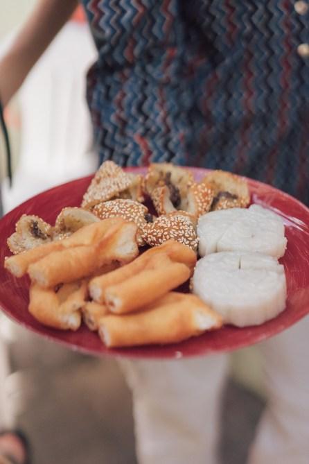 Pâtisseries - Visite de Port Louis