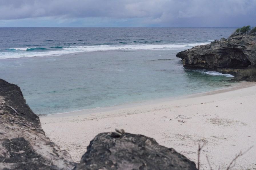 Trou d'Argent - Baignade - Rodrigues