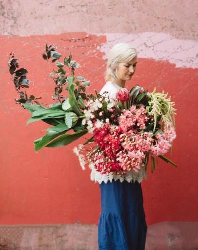 Luisa Brimble - Gros bouquet