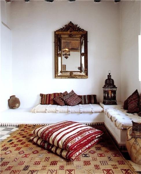Patio marocain - Bohemia Design