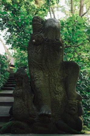 Forêt des singes - Ubud - Bali-17
