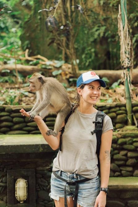 Forêt des singes - Ubud - Bali-8