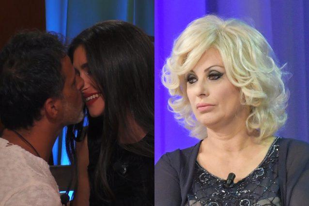 """Kiko Nalli bacia Ambra Lombardo poi viene eliminato, Tina Cipollari: """"Per me è finita la pacchia"""" – Fanpage.it"""