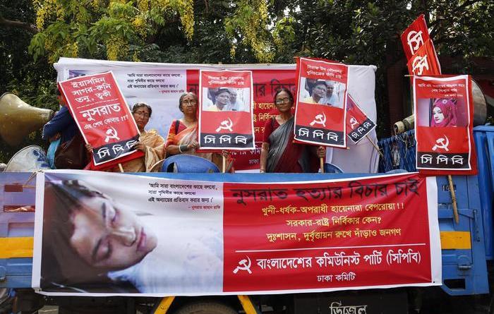 Bangladesh: 19enne arsa viva, 16 a morte