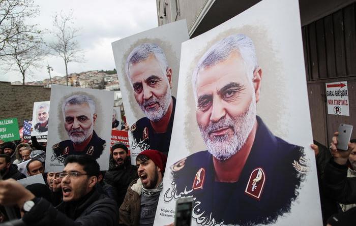 Iran, risposta sarà contro siti militari