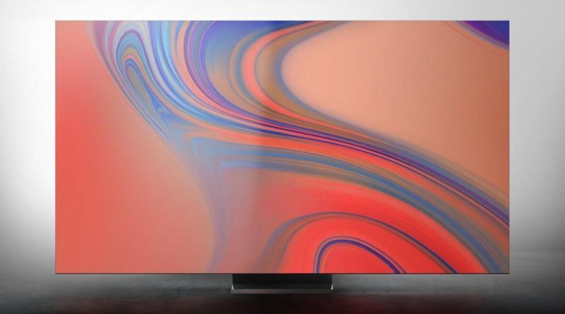 Samsung Q950TS: annunciati ufficialmente i TV 8K con AV1 e senza cornici