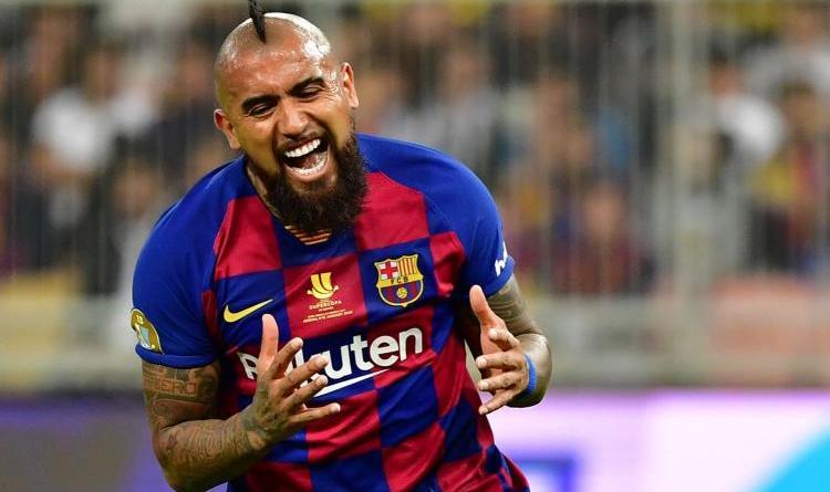 Vidal, nuova offerta dell'Inter: si attende la risposta del Barcellona