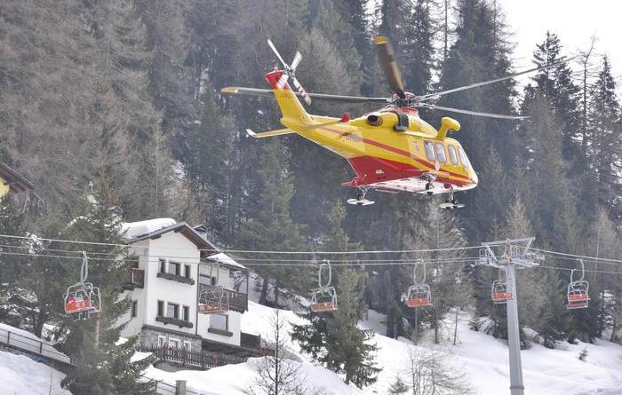 Sciatore morto a Champoluc