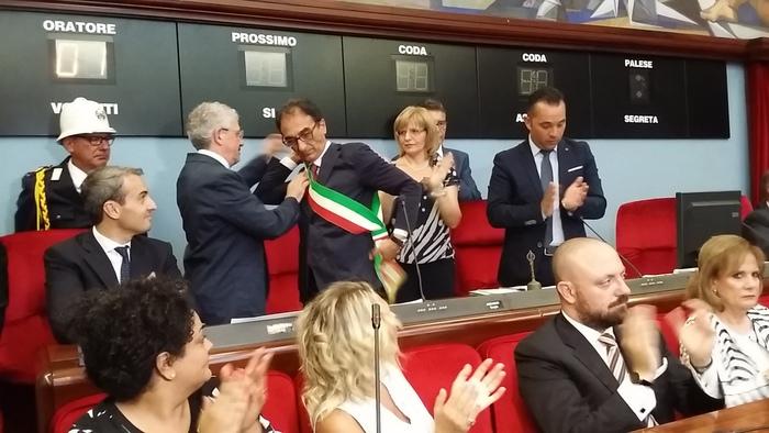 Crisi politica a Catanzaro,dimissioni Fi