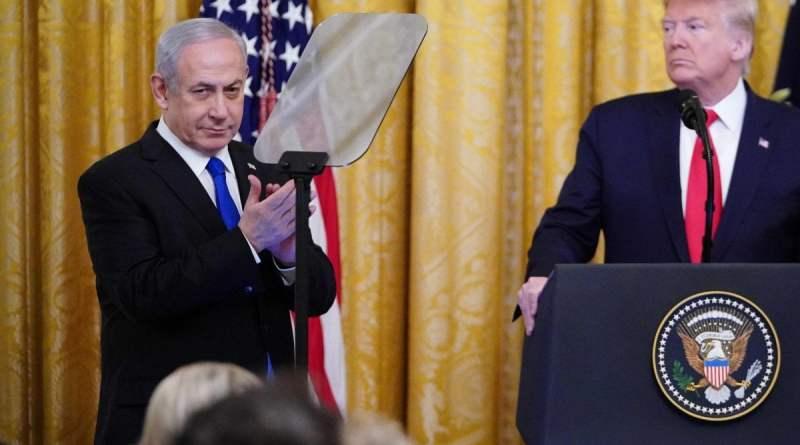 """Trump presenta il piano di pace per il Medio Oriente: """"Gerusalemme capitale unita dello Stato ebraico"""""""