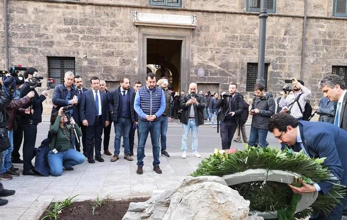 Salvini, rispetto Bossi ma ho mie idee