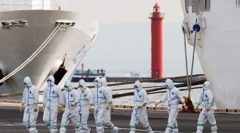 """Coronavirus, Cina: """"Italia pronta a riaprire i voli"""". Nave giapponese, 60 infetti, Tokyo: """"Misure straordinarie"""""""