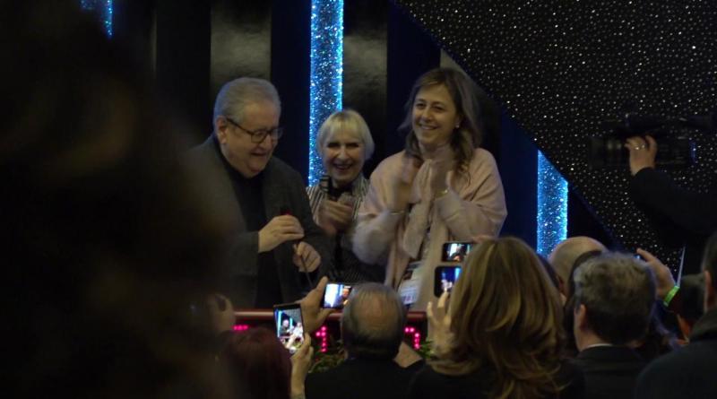 Sanremo 2020,  Vincenzo Mollica va in pensione: standing ovation in sala stampa