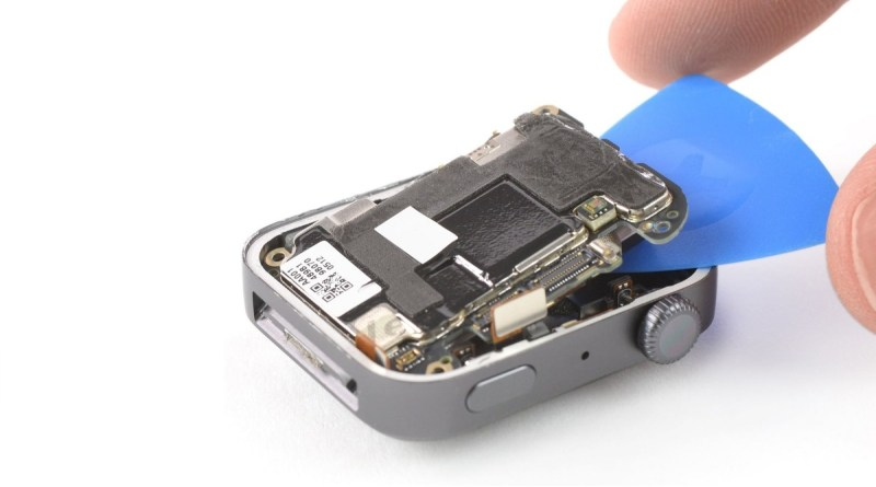 Xiaomi Mi Watch, bassa riparabilità secondo il teardown di iFixit