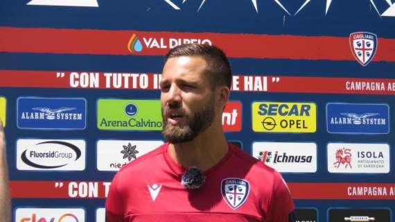 """Il Napoli scrive a Pavoletti dopo l'infortunio: """"Non mollare, ti aspettiamo in campo!"""""""