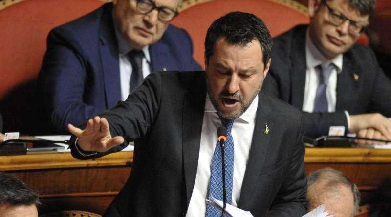 """Caso Gregoretti, Salvini attacca Repubblica senza citarla: """"Non cerco vendette, non voglio cancellare nessuno"""""""