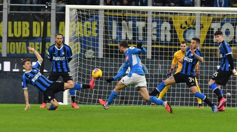 Coppa Italia, Inter-Napoli 0-1: Fabian Ruiz avvicina gli azzurri alla finale