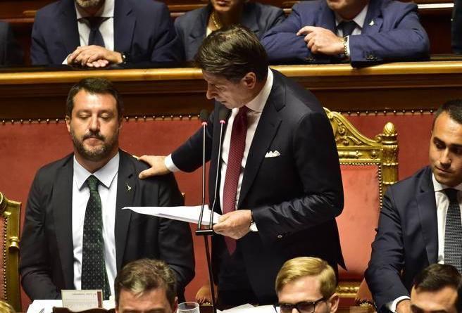 Salvini a processo è la coda avvelenata della rottura tra Lega e M5S nell'agosto scorso